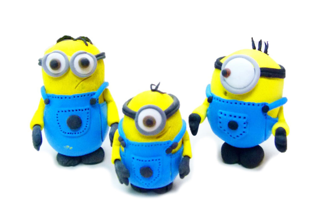 Clay Making - Minion